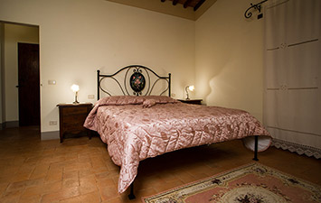 Holiday apartment in Tuscany, L'Ippocastano