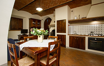 Holiday apartment in Tuscany, Le Querce