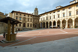 Art towns and tourist destinations in tuscany and umbria for Il giardino degli ulivi monteviale